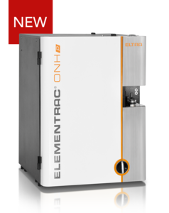 元素分析装置 酸素 窒素 水素の分析計 eltraエルトラ